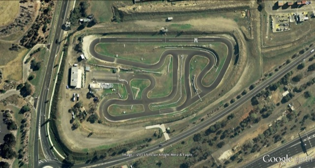 Todd Road Kart Track