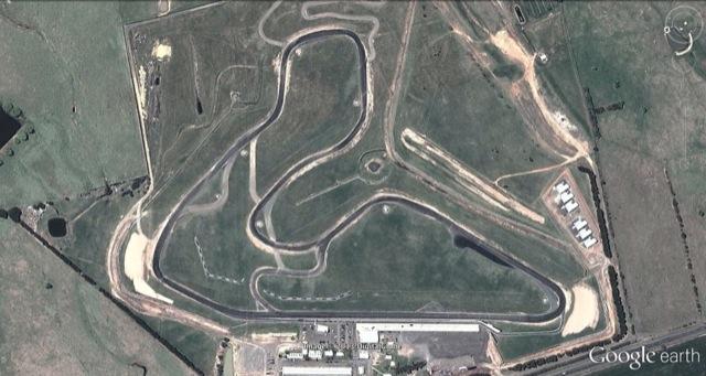 Wakefield Park Circuit