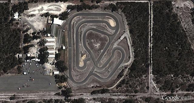 Wanneroo International Kart Track