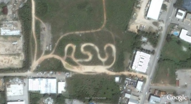 Guam Grand Prix Kart Track