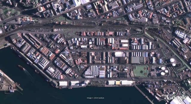 Dunedin Wharf Circuit