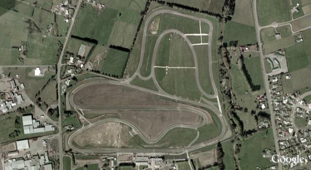 Manfeild Circuit