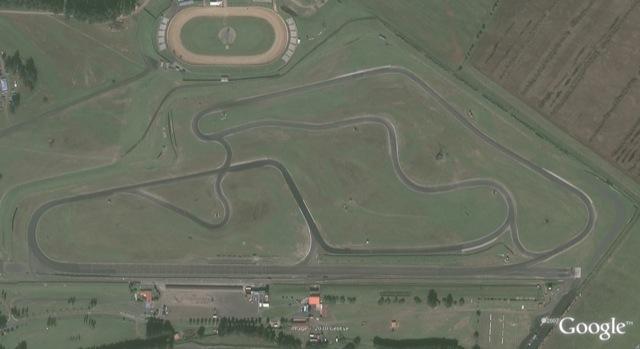 Ruapuna Park Circuit