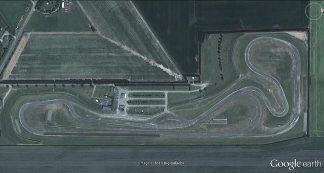 Timaru International Motor Raceway