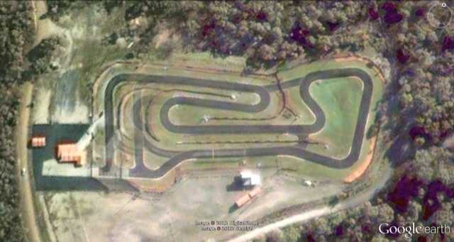 Briant Park Kart Track