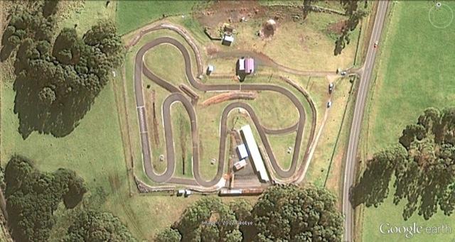 Highclere Kart Track