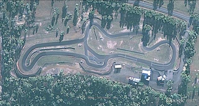 Orielton Kart Raceway