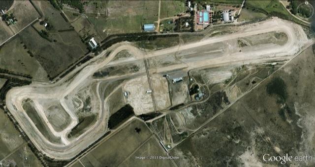Autodromo Aldea Romana