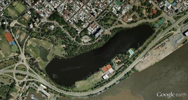 Parque Belgrano (Santa Fe) Circuit