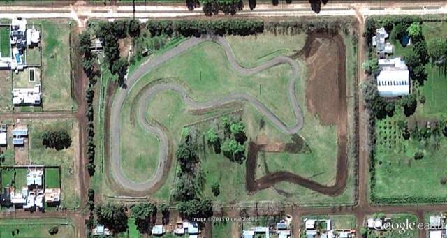Chacabuco Kart Track