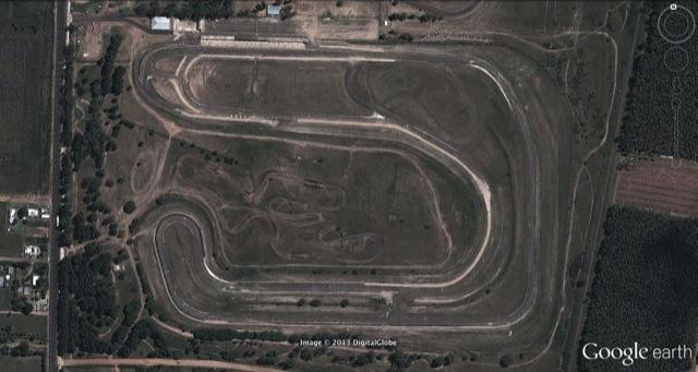 Autodromo Ciudad Concordia