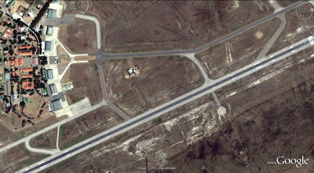 Base Contraalmirante Espora Circuit