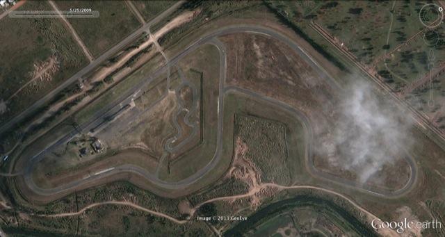 Autodromo Juan Manuel Fangio (Rosario)