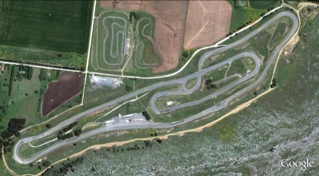 Autodromo Juan Manuel Fangio