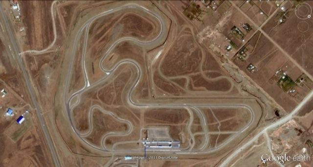 Autodromo De Rio Gallegos