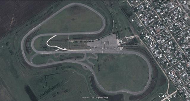 Autodromo Ciudad De Mar Del Plata