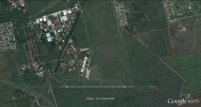 Circuito Escuela De Aviacion Militar