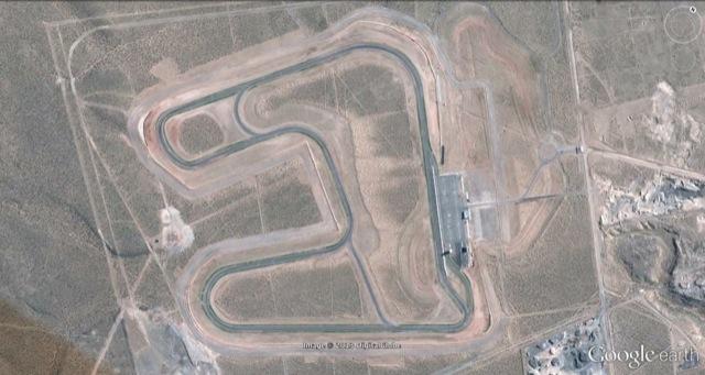 Autodromo Parque Provincia Del Neuquen