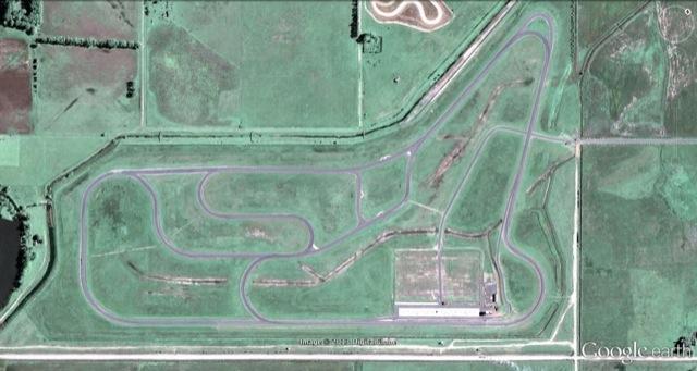 Autodromo Sudamericano De Olavarria