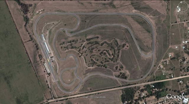 Autodromo Oscar Cabalen