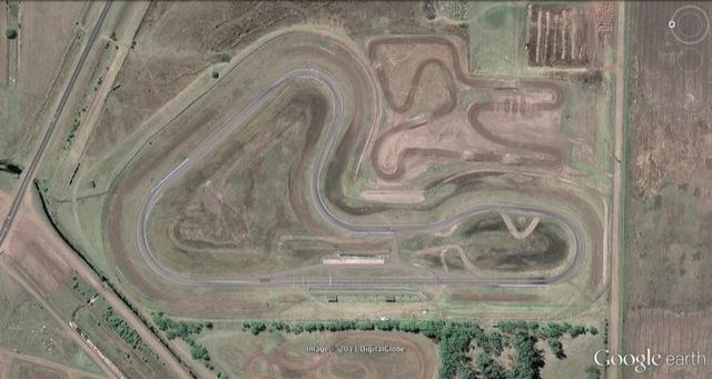 General Pico Circuit