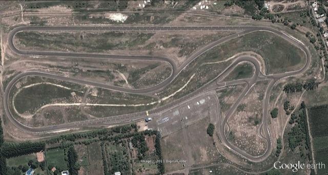 Autodromo Parque Ciudad De General Roca