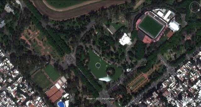 Parque Indipendencia Circuit