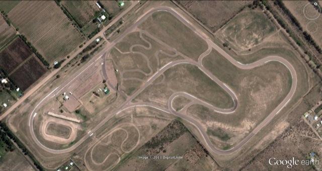 Autodromo De Las Paredes