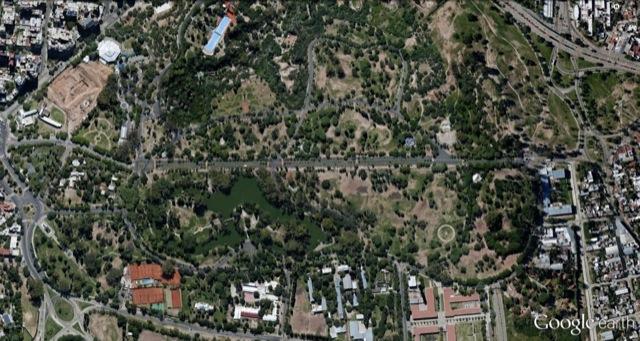 Parque Sarmiento Circuit