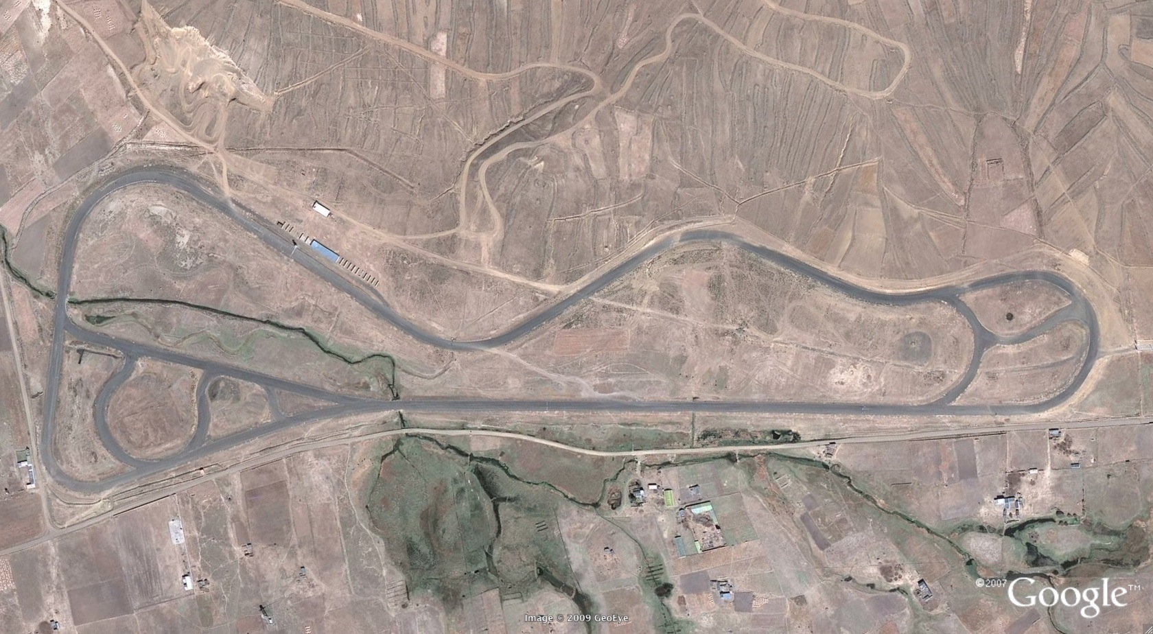 Pucarani Circuit