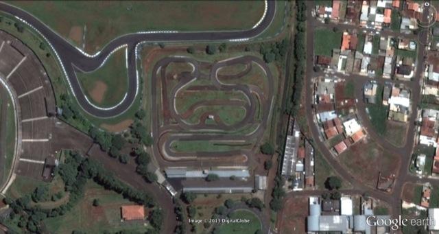Kartodromo Luigi Borghesi