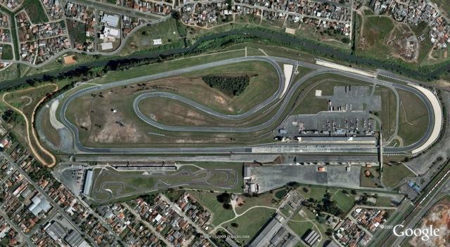 Autodromo Internacional De Curitiba