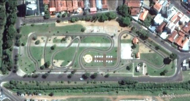 Kartodromo Antenor Garcia Ferreira