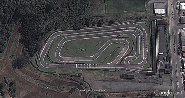 Kartodromo Municipal Cesar Francischini
