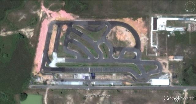 Kartodromo Internacional De Guapimirim