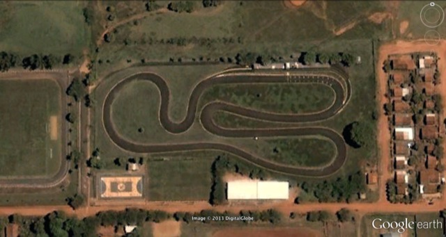Kartodromo Municipal De Itaquirai