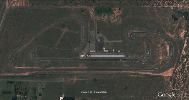Autodromo Internacional Orlando Moura (Campo Grande)
