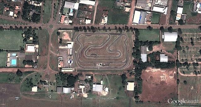 Kartodromo Campo Mourao