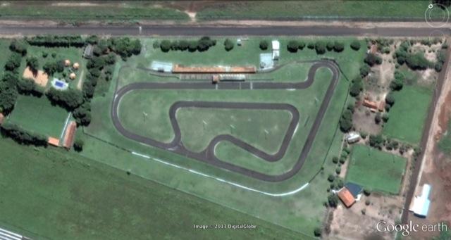 Kartodromo Municipal De Ourinhos