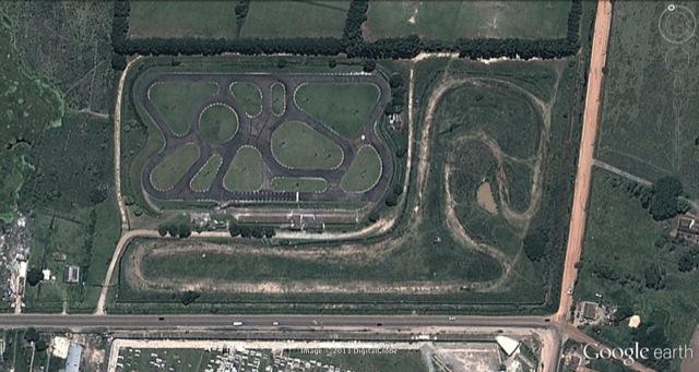 Kartodromo Da Ass. Pelotense De Automobilismo