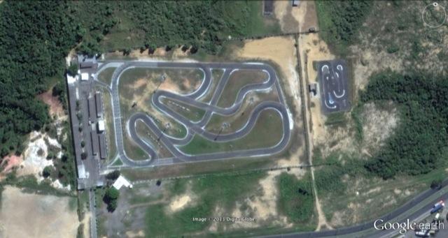 Kartodromo Internacional Da Serra Verde