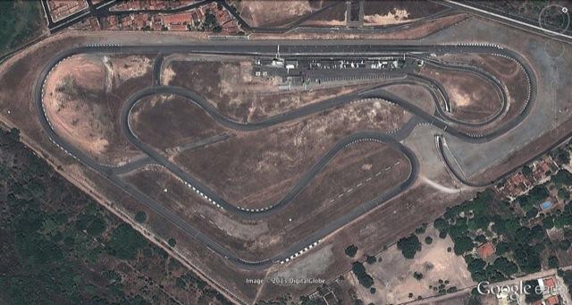 Autodromo Internacional Virgilio Tavora