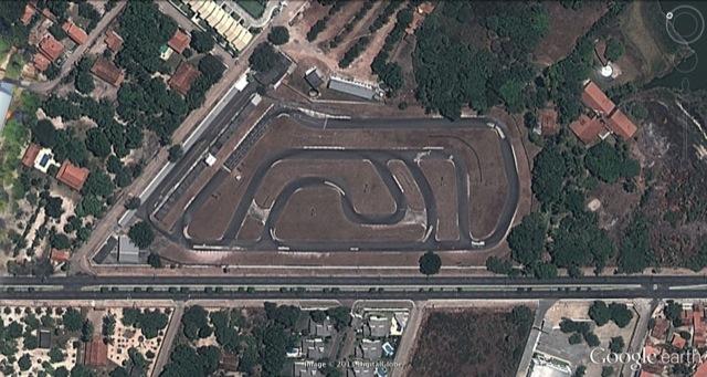 Kartodromo Internacional Julio Ventura