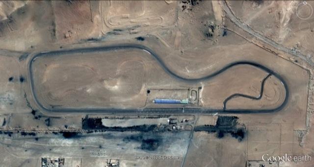 Autodromo Bernardo O'Higgins