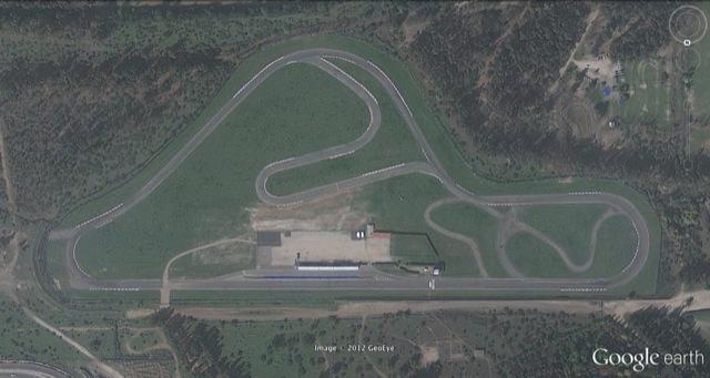 Autodromo Las Vizcachas