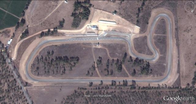 Autodromo Pacifico Sport