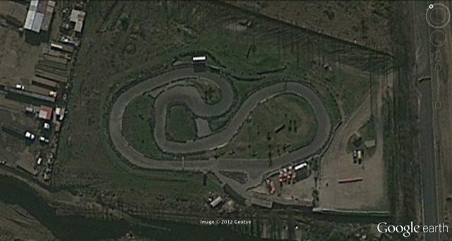 Kartodromo Santiago