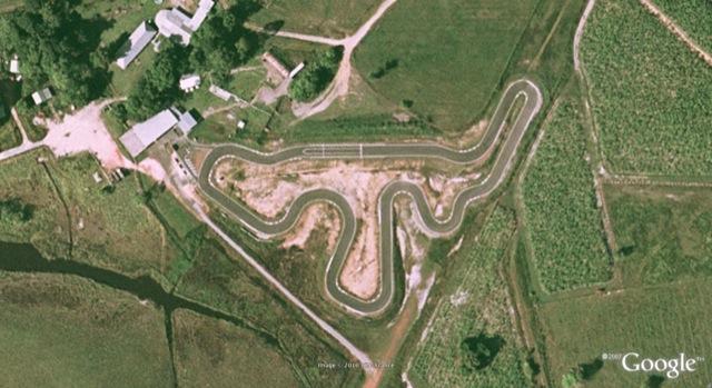 ULM Equateur Kart Track