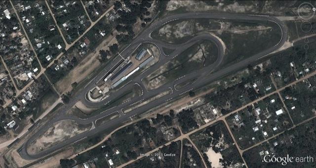 Autodromo Victor Borrat Fabini