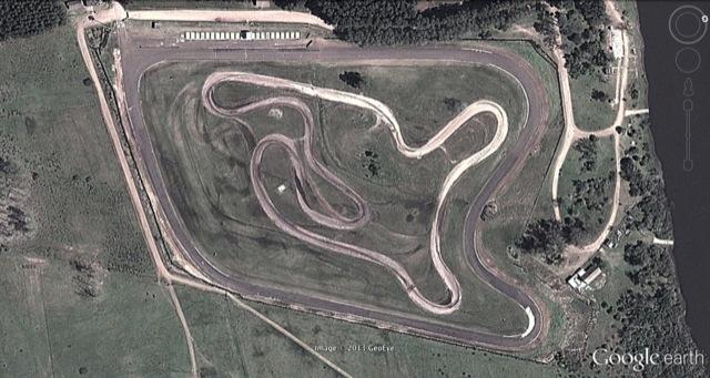 Autodromo Hector Suppicci Sedes